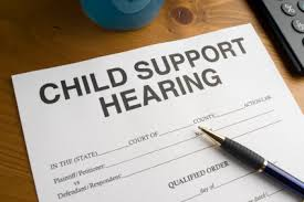 Child Support and Modification